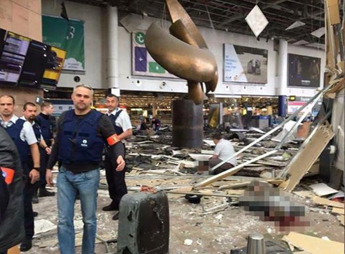 A fost identificat un al patrulea român rănit în exploziile de la Bruxelles