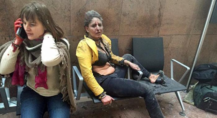 Măsuri sporite de securitate pe mai multe aeroporturi, după exploziile de la Bruxelles