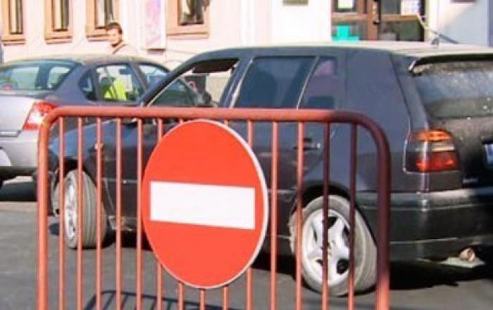 Străzi închise, sâmbătă, pentru meciul Olimpia-Universitatea Cluj