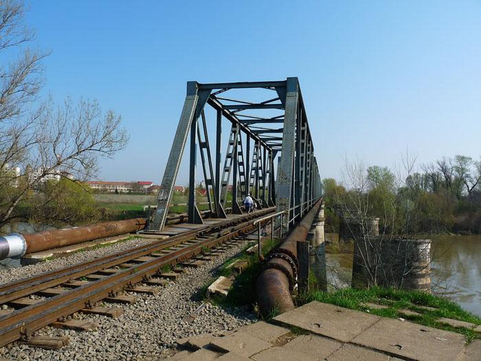 A fost prins și al doilea tâlhar de la Podul de Fier