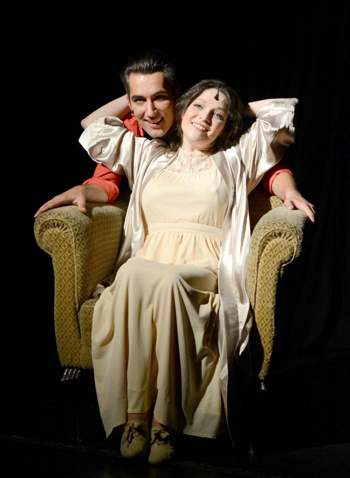 "Trupa ""Harag György"" prezintă trei spectacole în acest week-end"