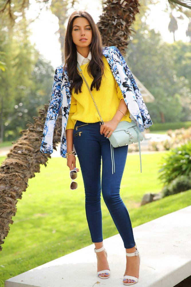 Cum să vă îmbrăcați cu stil în această primăvară (Galerie foto)