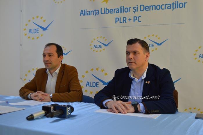 ALDE Satu Mare a stabilit candidații în 34 de localități din județ