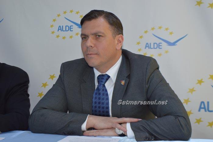 Adrian Ștef candidează la Primăria Satu Mare (Video)