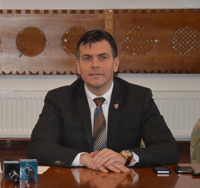 Adrian Ștef, la un pas de o candidatură la primăria Satu Mare