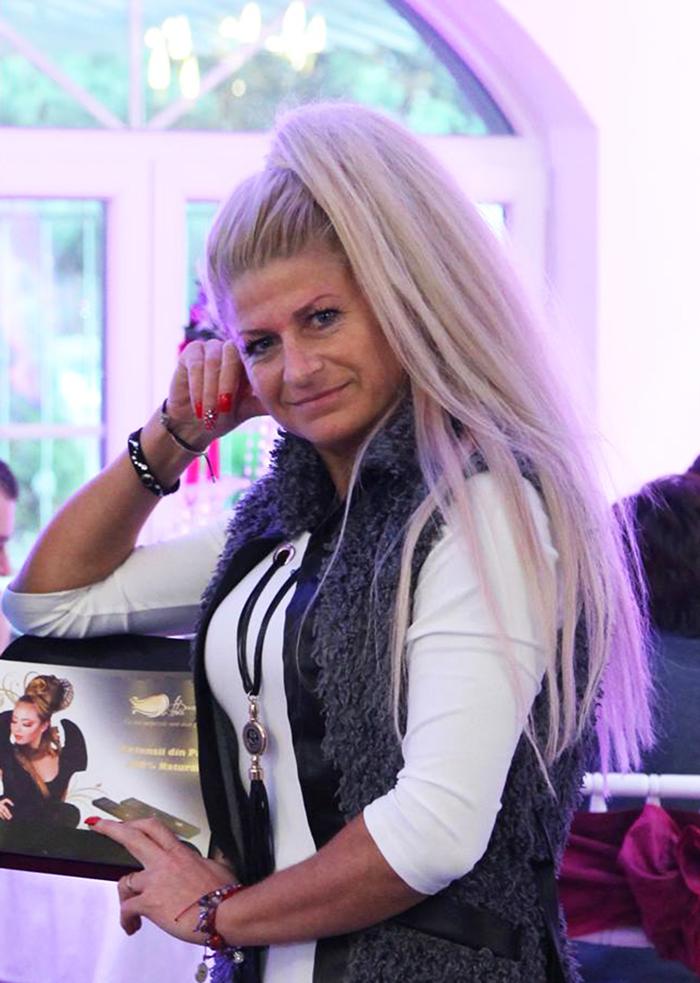 Adriana Popescu reprezintă România la Belgrad