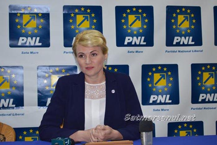 Andreea Paul mai vrea un mandat de parlamentar de Țara Oașului