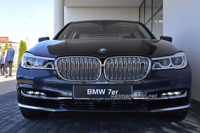 Modele exclusive ale mărcii BMW, la showroom-ul din Satu Mare (Galerie foto)