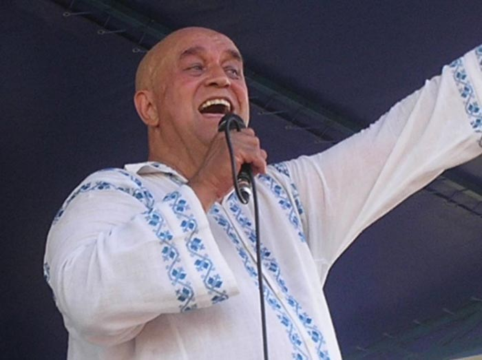 Benone Sinulescu va concerta la Festivalul Vinului Sătmărean