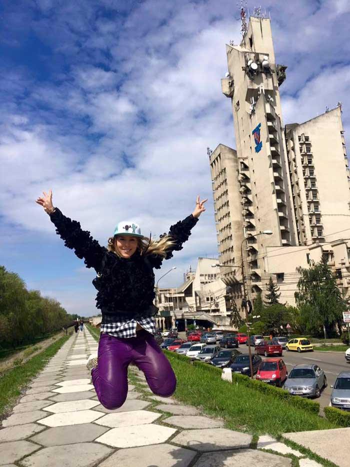 Corina Bud își va petrece Paștele la Satu Mare