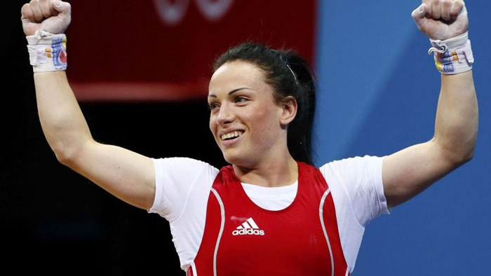 Haltere: Cristina Iovu, trei medalii la Europenele din Norvegia
