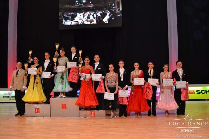 """""""Loga Dance School"""" la Timișoara Open Championship (Foto&Video)"""
