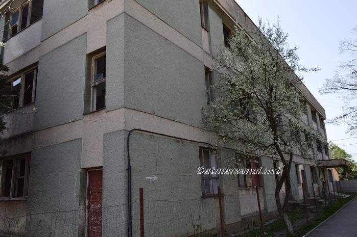 Clădirea din curtea Liceului German va fi reabilitată (Foto&Video)