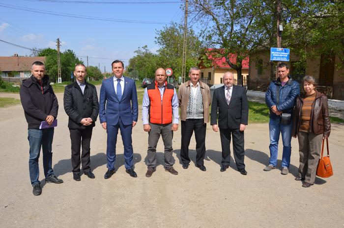 Drumul județean Pir-Sălacea va fi modernizat