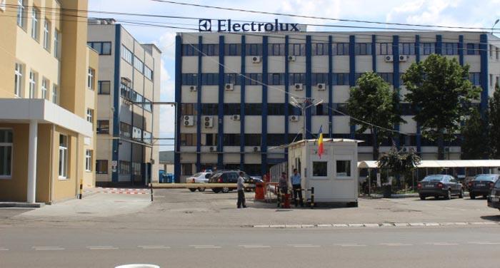 Electrolux Satu Mare, în TOP-ul exportatorilor de electrocasnice