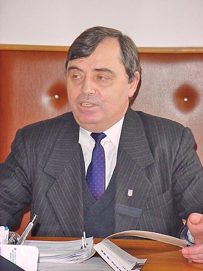 Eugen Chiorean și-a depus candidatura pentru Consiliul Local Satu Mare