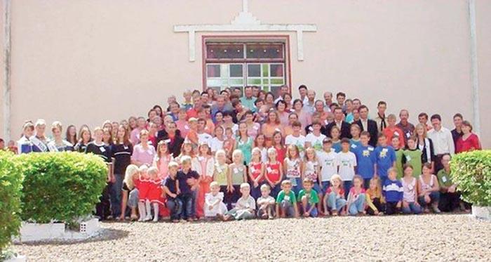 """""""Patria gemenilor"""", la doar 60 de km de Satu Mare"""