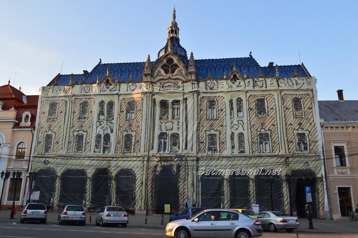Primăria cere 700.000 de euro de la familia Țânțaș