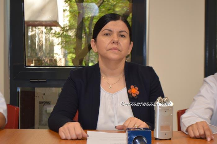 Marcela Papici demisă din funcția de manager al Spitalului Județean