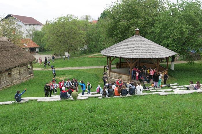 """""""Școala altfel"""" la instituțiile de cultură din Negrești-Oaș"""