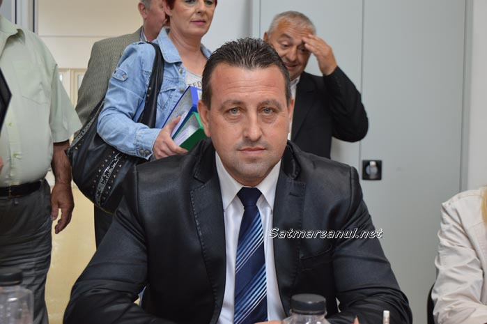 Nicolae Ciorbă candidează la Primăria Satu Mare