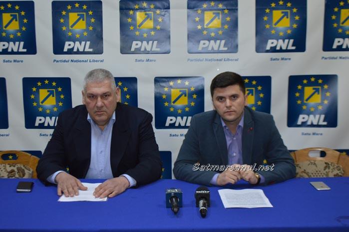 PNL Satu Mare și-a prezentat lista cu candidații pentru Consiliul local