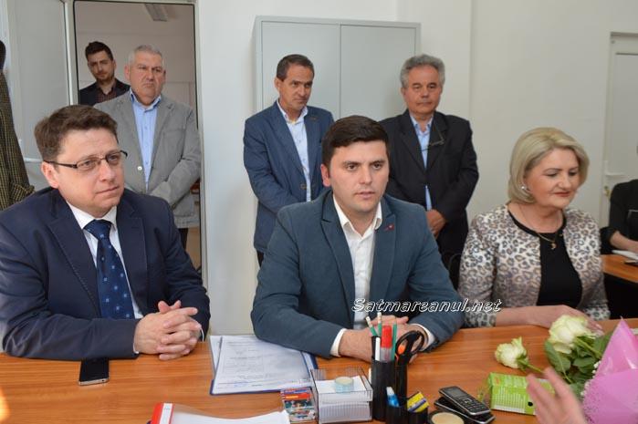 Adrian Cozma și-a depus candidatura la Primăria Satu Mare
