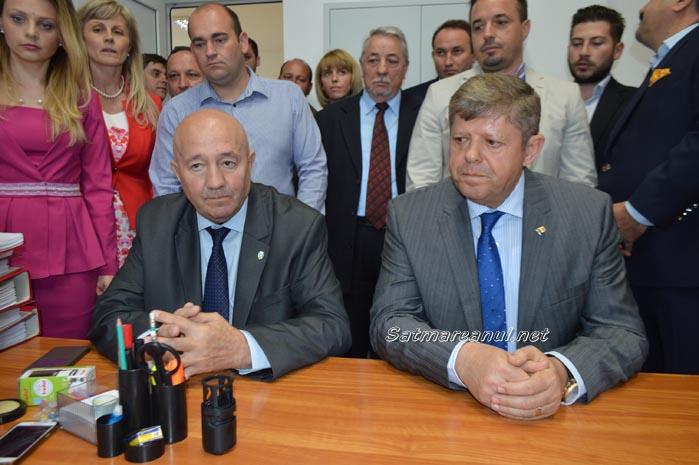 Dorel Coica și-a depus candidatura pentru un nou mandat de primar