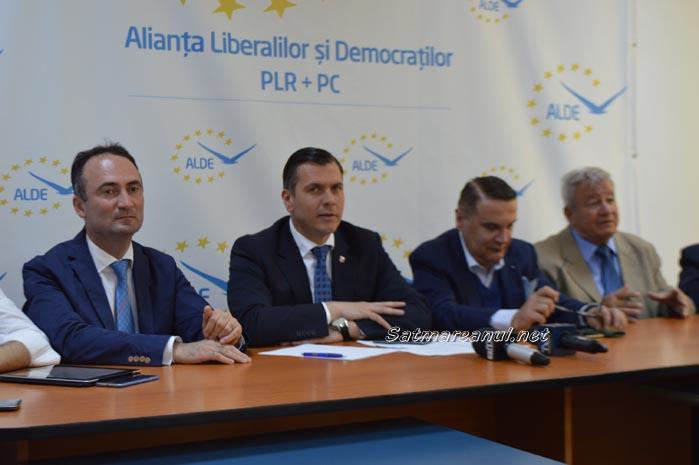 Cosmin Rațiu candidează din partea ALDE pentru un loc în Consiliul municipal
