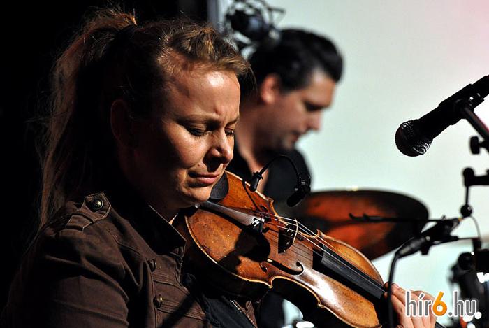 Concert de vioară la Teatrul din Carei