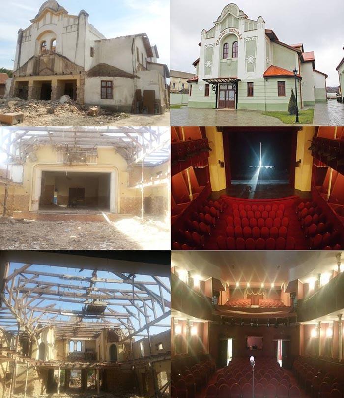 """Bogdan Georgescu: """"O altfel de redeschidere de teatru … din punctul meu de vedere"""""""
