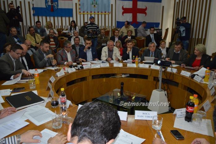 Reacția UDMR la cele întâmplate azi în ședința de Consiliu Local
