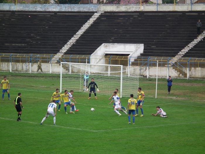 Olimpia joacă în deplasare la Râmnicu Vâlcea