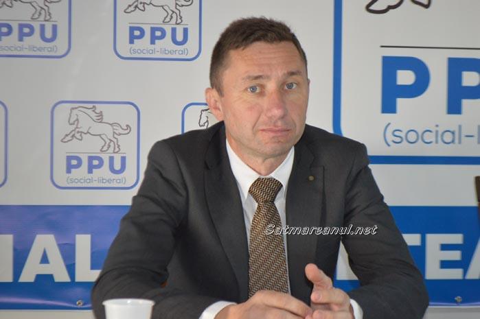 Programul candidatului PPU pentru Primăria Satu Mare, Vasile Deac