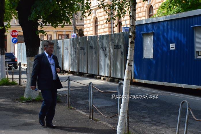 Astăzi a avut loc al patrulea termen în dosarul lui Vasile Seichei
