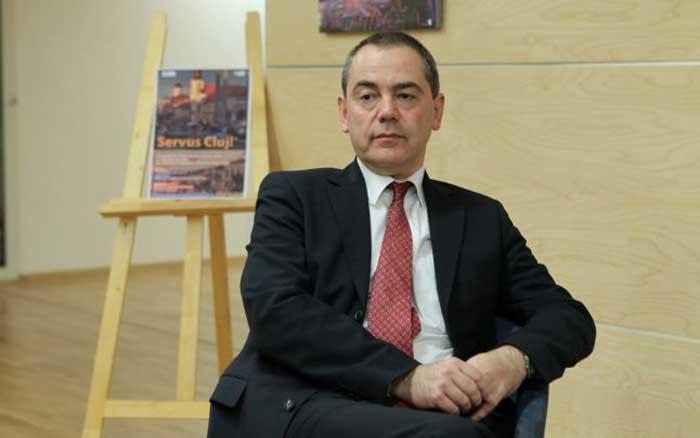 Ministrul Culturii, Vlad Alexandrescu, a demisionat