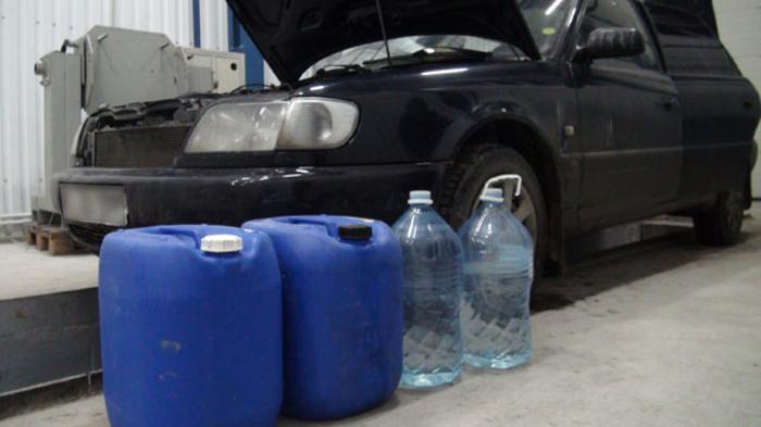 Prins cu peste 300 de litri de alcool în mașină
