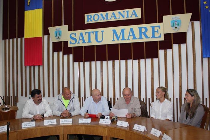 Satu Mare va găzdui Balcaniada de beach-volley