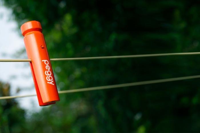 Cârligul de rufe inteligent, va revoluţiona uscatul rufelor (Video)