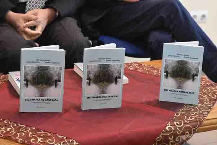 Sociologul Nicolae Grosu și-a prezentat cărțile la Centrul de Creație