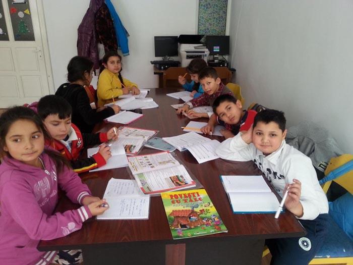 Centru multicultural, înființat în comuna Turț