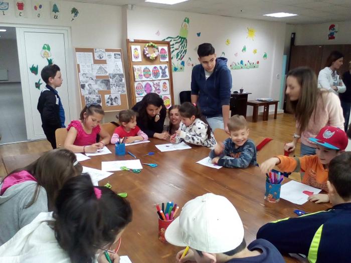 """""""Școala Altfel"""" la Centrul """"Alter Ego"""" din Satu Mare (Foto)"""