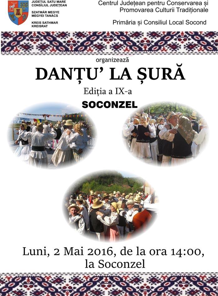 """Danțu' la șură"", la a IX-a ediție"