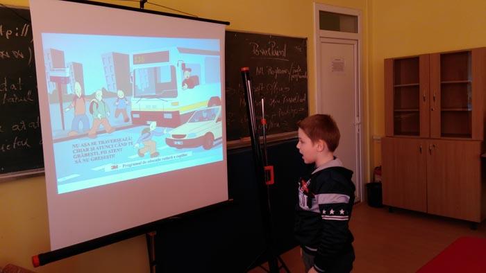 Școala Batarci – Școala a siguranței Tedi