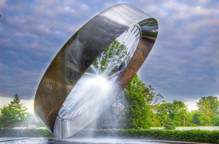 Vezi cele mai frumoase fântâni arteziene din lume (Galerie foto)