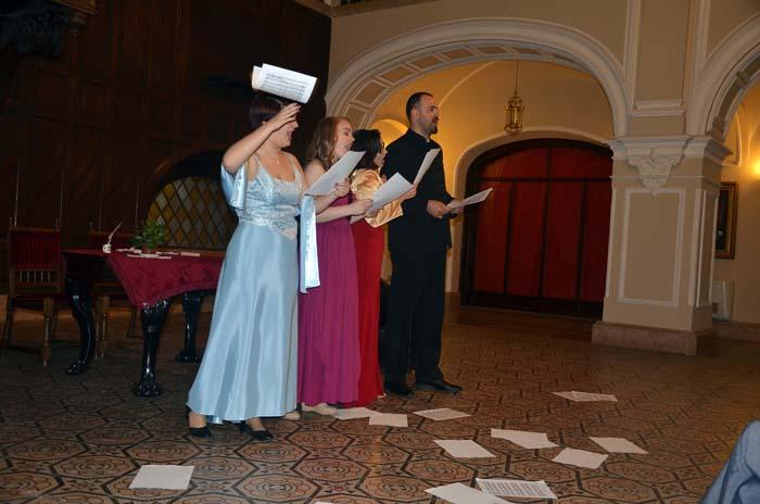 Gală de operă la Castelul din Carei (Galerie foto)
