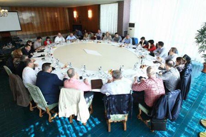 Ședință informală de Guvern privind afacerile europene