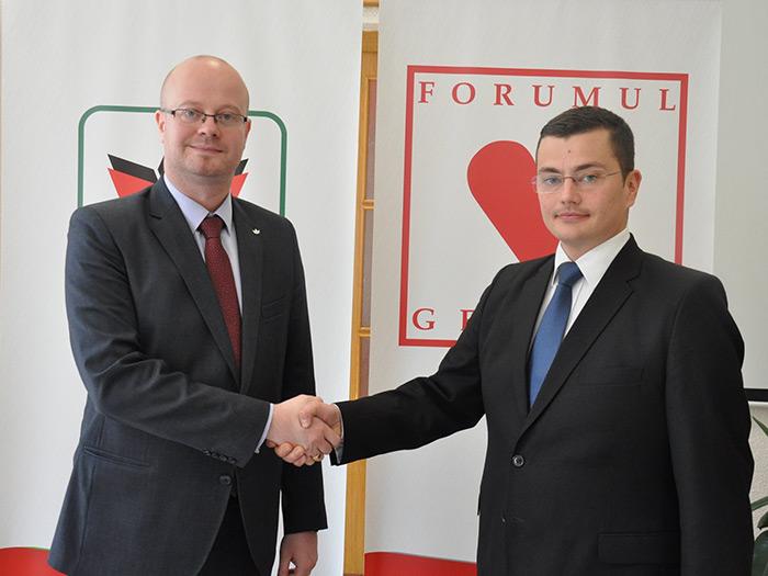 FDG îl susține pe Gabor Kereskeny la alegerile din 5 iunie