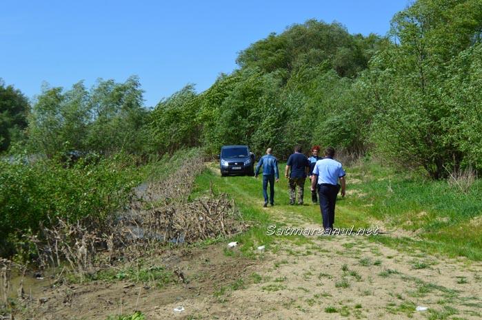 Două cadavre descoperite în Someș (Foto&Video)