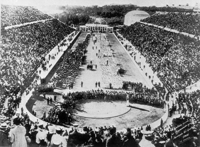 120 de ani de la prima ediție a Jocurilor Olimpice